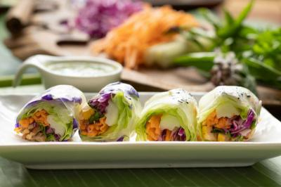 Thai Fresh Springroll